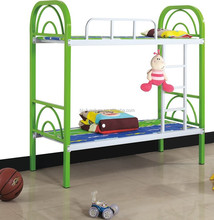 best selling durable metal bunk bed for students/kids