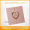 (BLF-GC012) wedding invitation card material