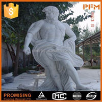 latest natural best price sexy nude man sculpture