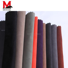 wholesale high quality goat suede leather lining leather goat
