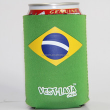 2015 High Quality Cheap Beer Cover, Outdoor Beer Neoprene Can Cooler/Stubby Holder
