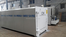 Smart PLC and full auto HF vacuum timber drying kiln/oven/chamber for sale