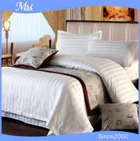 twin size cheap good quality hotel bed linen flat sheets duvet cover sets