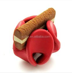 OEM Dog Snacks Ball Toys/ Pet Rubber Snack Ball/Snack Pet Ball for 2016