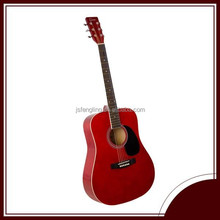 Cheap OEM 41 inch cutway maple guitar neck