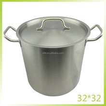 Hot Sale Commercial Stainless Steel Stockpot for Restaurant
