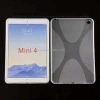 X Line TPU Gel Soft Case Cover for Apple ipad mini 4