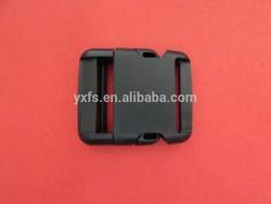 2015 hot seller CK135 2 inch Heavy Duty plastic inert buckle, side release buckle