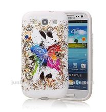 NEW BUTTERYFLY CASE COVER FOR SAMSUNG GALAXY S3 I9300