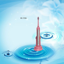 Personal Care RLT204 Many Colors Battery Operated Sonic Rechargeable Head Adult Vibration Toothbrushes For Children