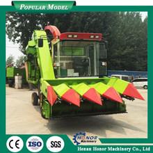Popular Maize Corn Combine Harvester Machine