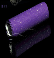 1.52x20m Cheap Glitter Car Paint Vinyl Sticker For Auto Body Design