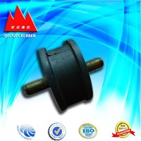 OEM High quality anti vibration silicone generator rubber mount with low price