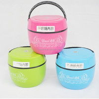 Vacuum thermos bento lunch box, Insulated bowls for hot foods