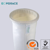Water and Oil Proof Dust Collector Filter Bag, water filter