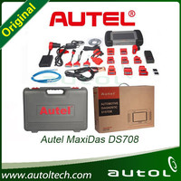 Original Autel Maxidas DS708 DS 708 Universal Diagnostic Scanner with ECU Free Update Scanner Automotive