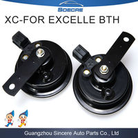 Disc Horn 12V Car Parts SOECRE Brand Auto Special Car Horn for Buick Excelle