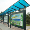 good price 100% bayer material solid polycarbonate sheet for bus station