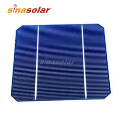 2.8W A Grade 125*125mm Monocrystalline Solar Cell