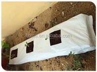 Hydroponic coco peat grow bag