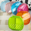 Kids stackable 2 layers lunch box with three inserts