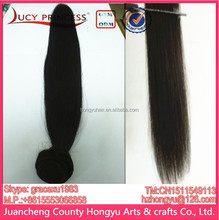 Full cuticle grade 7A virgin hair, wholesale price virgin malaysian human hair extension in dubai