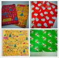 Papel de seda de colores / papel de regalo / hojas de papel de envolver