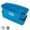 unique plastic lunch box with cutlery set