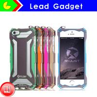 "Hign Quality For Iphone 6 Metal Aluminum Waterproof Case Aluminum and PC Case for iphone 6 4.7"""
