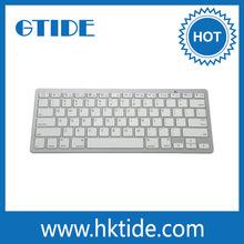 1 Year Warranty CE RoHS Bluetooth 3.0 Chocolate Computer Keyboard
