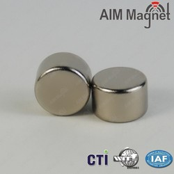 n35 D25 x 2.5mm disc Permanent Type magnet with High performance