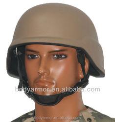 1.2Kg/pc PASGT style Advanced Super lightweight NIJ 0106.01 level IIIA bullet proof helmet for Police/ Military