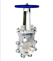 knife gate valve pn25 / 12 inch gate valve