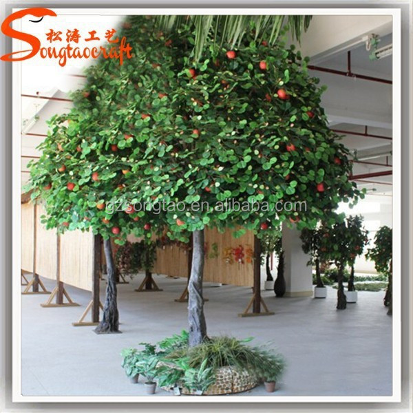 Apple tree simulation for sale tropical artificial fruit for Fruit trees for sale