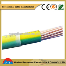 UL certificate 14 12 10 8 awg THHN wire copper conductor PVC insulated Nylon jacket THHN cable THHN electric wire