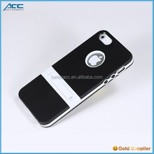 colorful fashionable TPU+PC kickstand phone case for iPhone 6s
