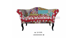 Contemporary Singapore Style Living Room Armrest Furniture Sofa