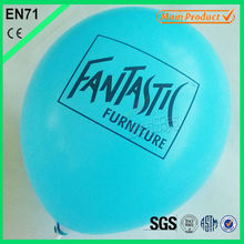 Colorful printing balloon for wedding metal arch