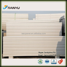 heat preservation thermal insulation alc wall panel aac fence panel