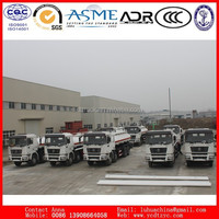 Gasoline/Petroleum/Diesel Fuel Tank Truck Crude Oil Tank Vehicle For Sale Fuel Tanker Car