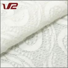 V2 Textile Stretch Jacquard Fashion Fabric For Ladies' Dresses Fabric