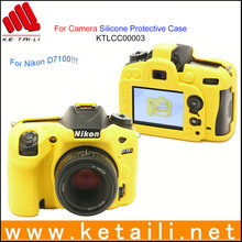 Top quality silicone camera case for Canon series