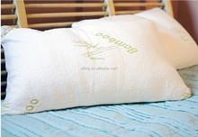 100% Natural Memory Foam Chip Organic Charcoal Bamboo Pillow
