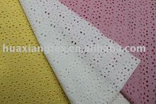 For home-use Bridal embroidered silk organza fabric