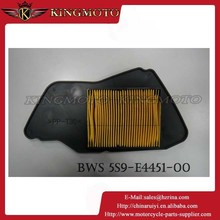 BWS High Performance Paper Motorcycle Air Filter