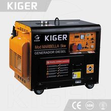 low noise power generator 5kw