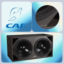 Powerfull Professional subwoofer for cinema sound equipment
