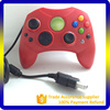 Best selling wired vibration gamepad for xbox controller with usb cable