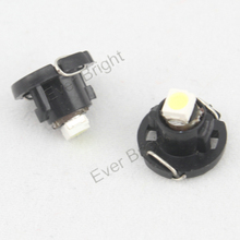 T3 1210 1SMD 12V Mini LED Instrument Lamp Interior Light Bulbs License plate Lights