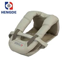 Best price massager machine, wooden roller back massager